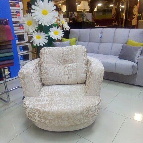 Кресло Крутяшка